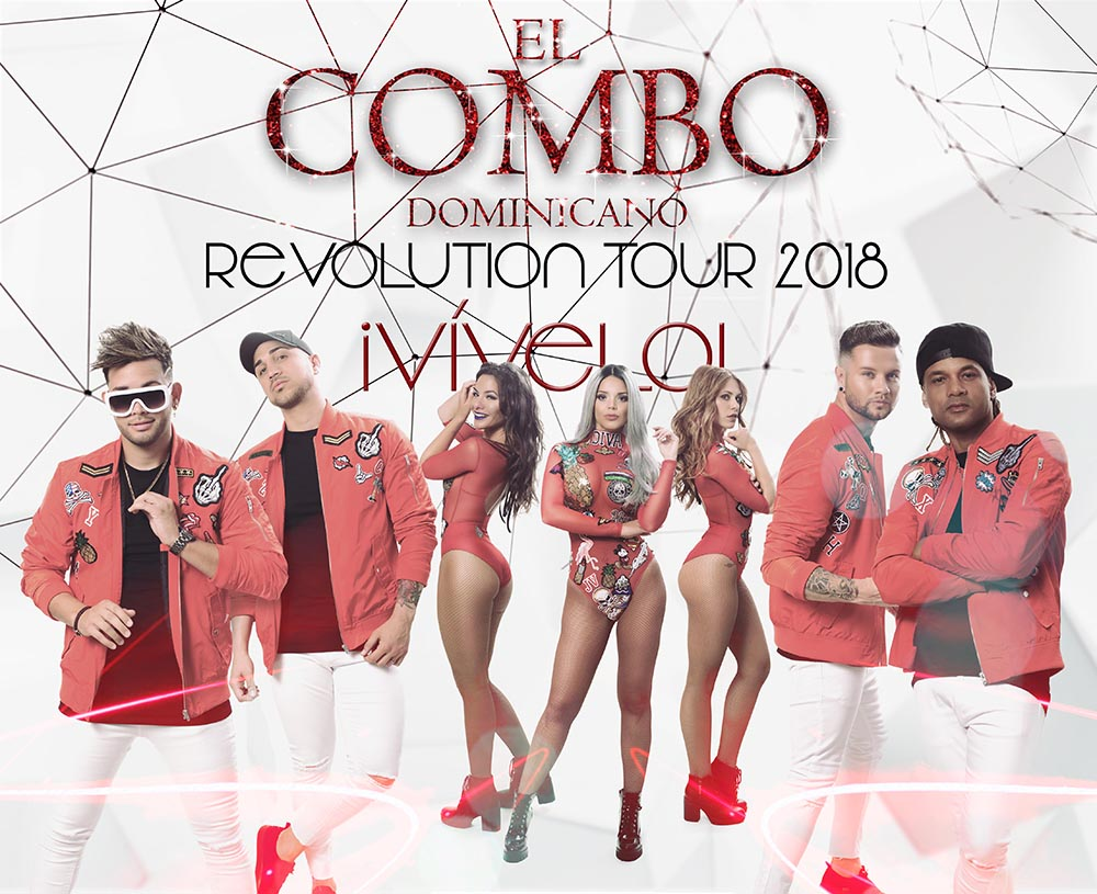 El Combo Dominicano 2018